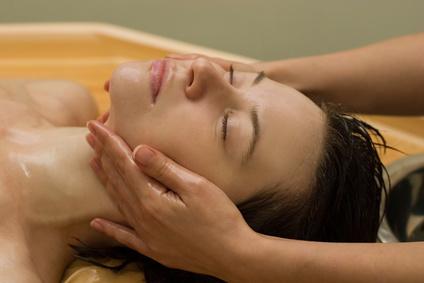 Ayurvedisch konzipierte Massage
