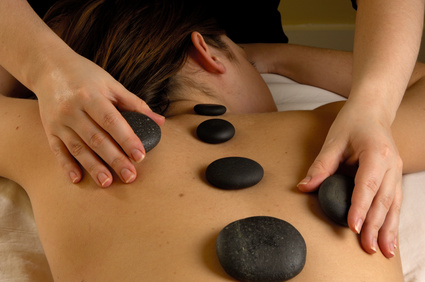 Hot Stone-Massage